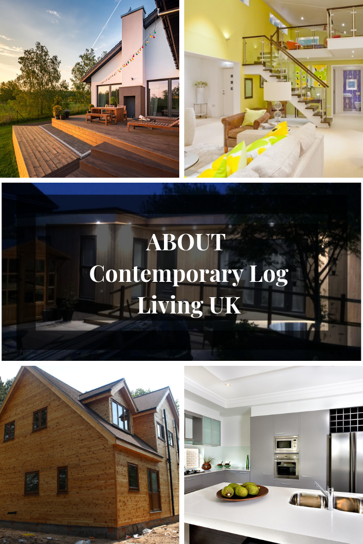 Contemporary Log Living UK Granny Annexe Specialists. Shropshire based company specializing in Granny Annexes, Guest Lodges, Extensions & Outdoor Living Spaces