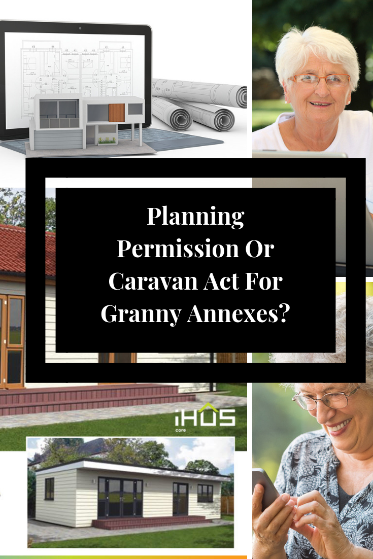 Planning Permission and Granny Annexes is sometimes confusing and problematic (even though it shouldn't be). The alternative is the Caravan Act (which can still be refused but it is considered a loop hole that can be used in some cases to gain permission to site a mobile home in your garden. Read more about both in this blog post. #grannyannex #grannyannexeplanning #annexes