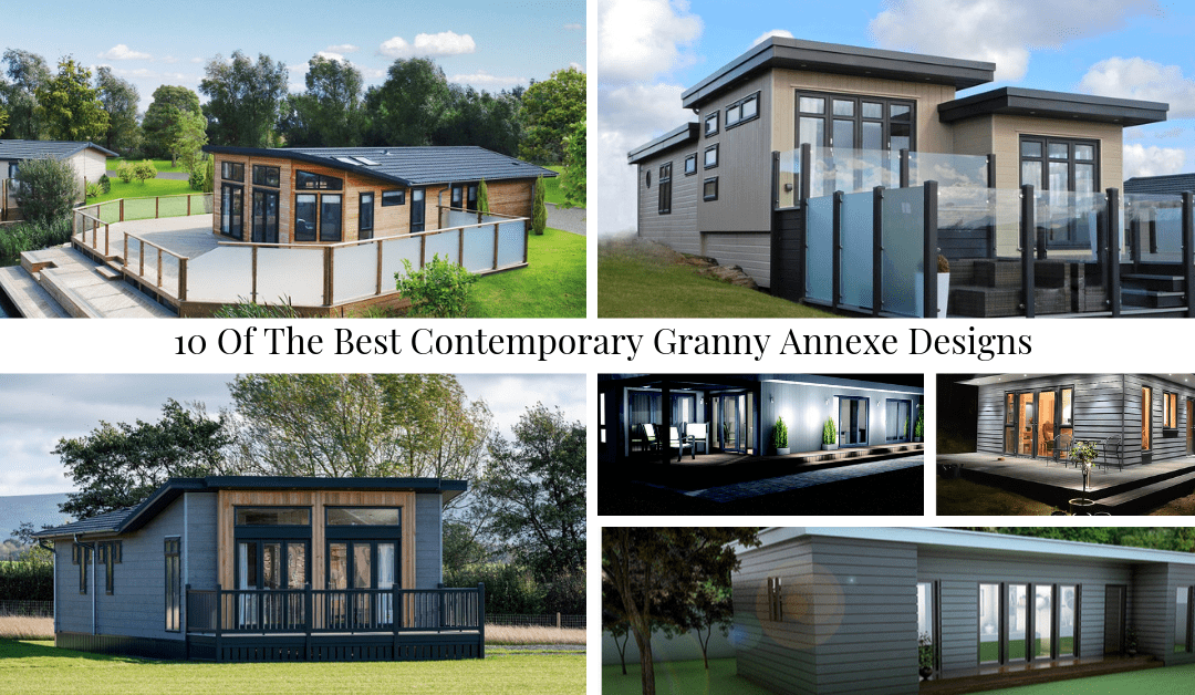 10 Of The Best Contemporary Granny Annexe Designs