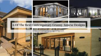 """contemporary granny annexe"""