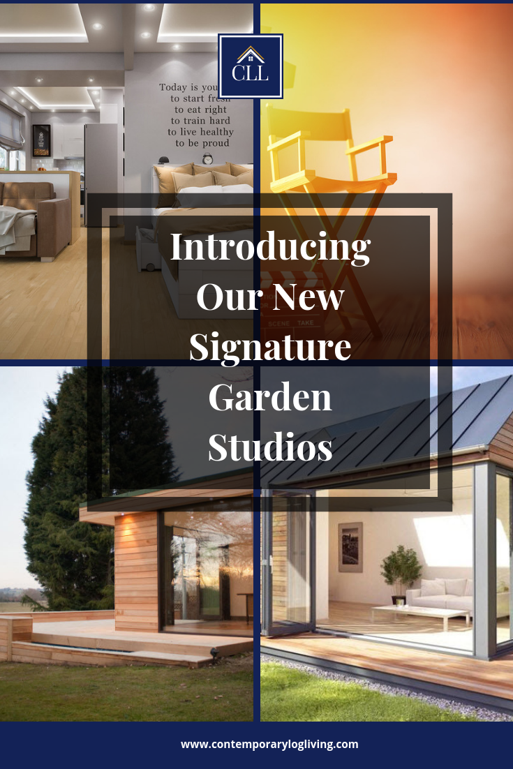 Introducing Our Signature Studios. Beautiful bespoke garden studios for work, rest and play. Perfect for work from home studios, hobby & leisure, home cinemas or man caves. All our Signature Studios are made from SIPS for superior strength & insulation. #gardenstudios #gardenroomsuk #gardenoffice #homecinema #workfromhome #YouTubestudio #photography #recordingstudio