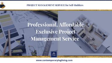 """self-build project management service"""