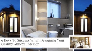 """""""Granny Annexe Interior Design Tips"""""""