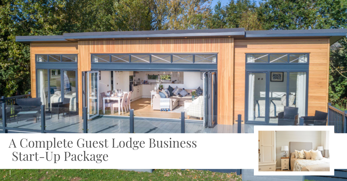 A Complete Guest Lodge Business Start-Up Package