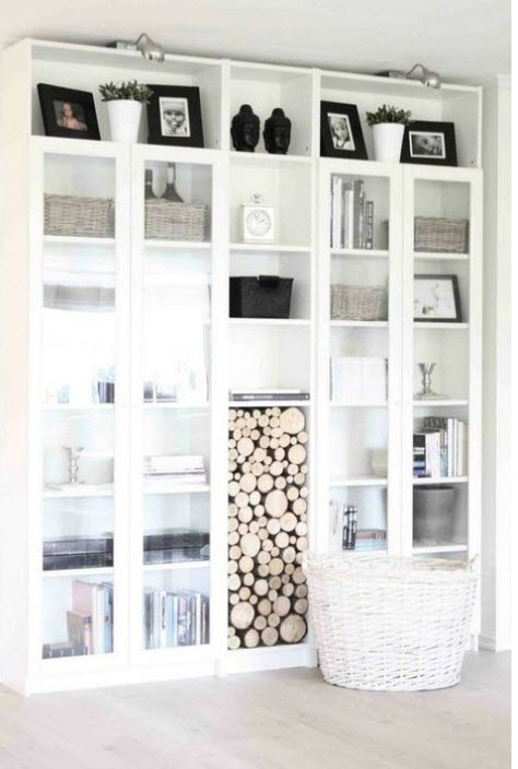 """clever IKEA hacks for small spaces"""