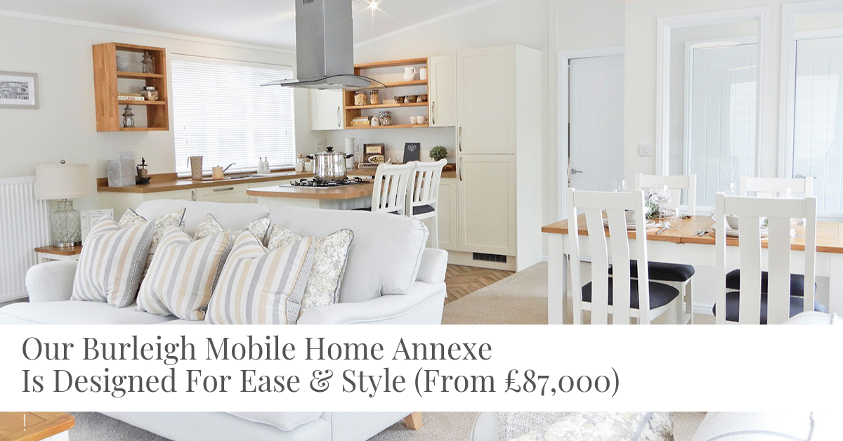 """Burleigh Mobile Home Annexe"""