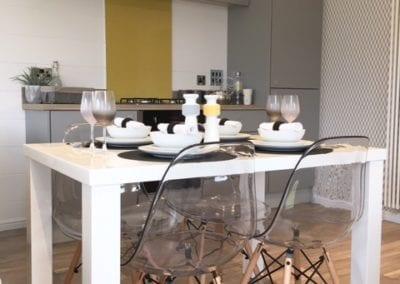 Studio dinning room