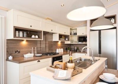 Casa Di Lusso Kitchen