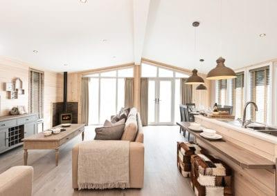 Casa Di Lusso Open Plan