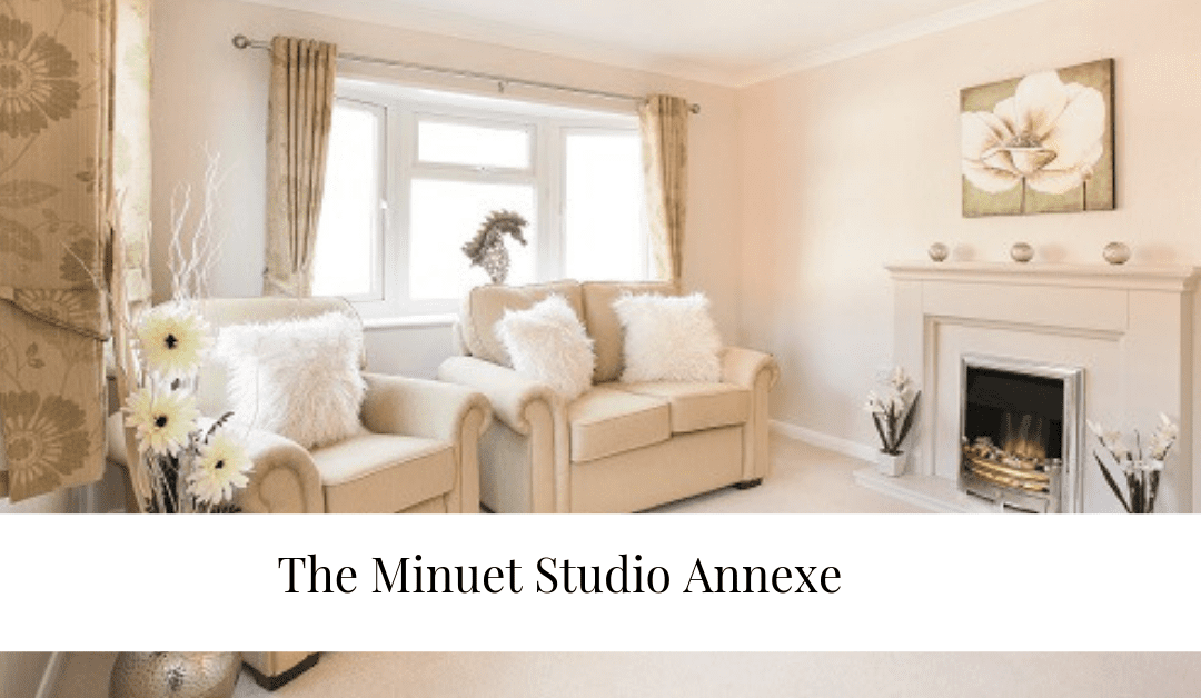 Introducing The Minuet The Perfect Studio Apartment In Your Back Garden
