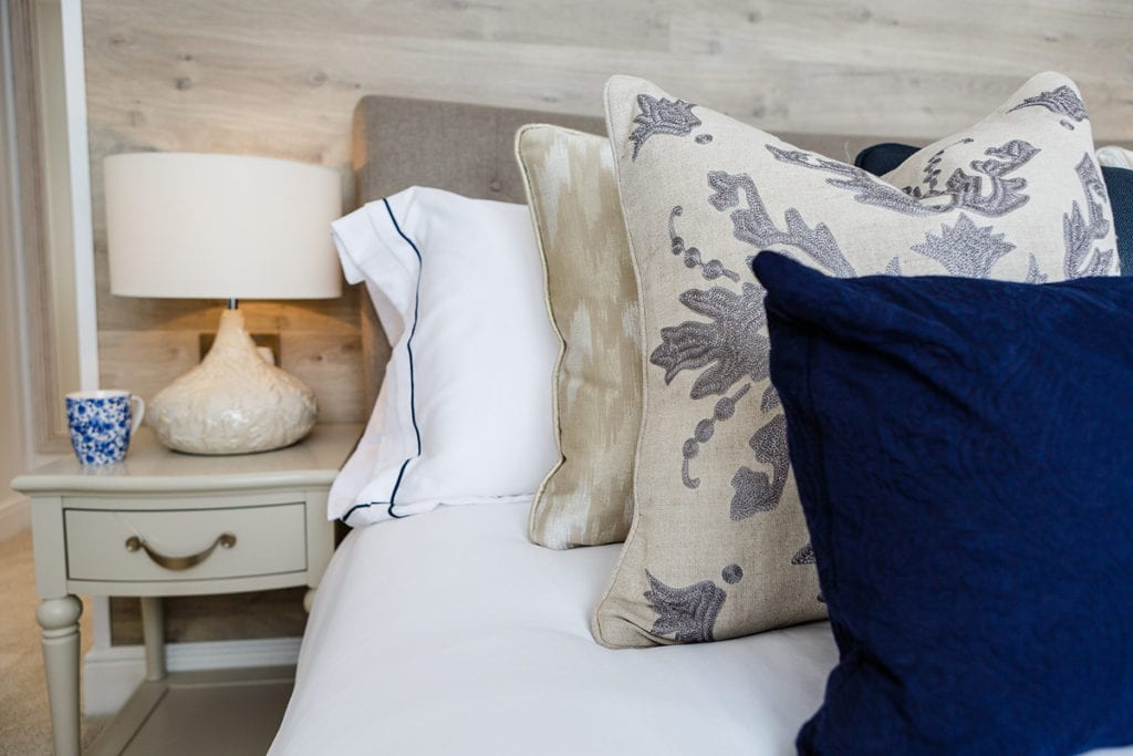 """Hampton Lodge Bedrooms"""