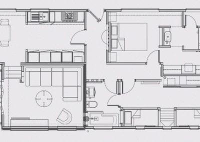 """""""Lookout floor plan"""""""
