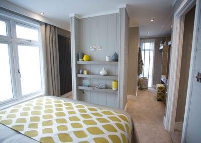 presitge lookout master bedroom dressing room