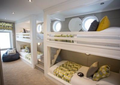 prestige lookout cabin beds