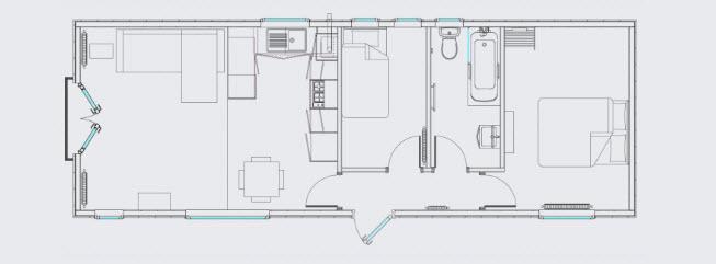 Accolade Floor Plan