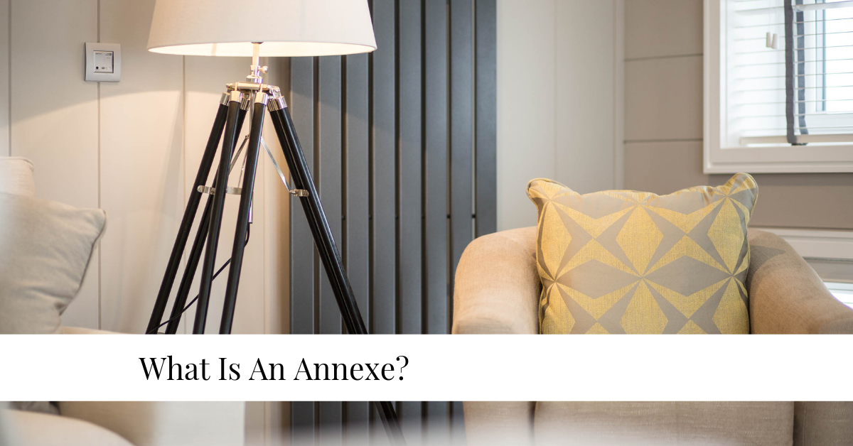 """what is an annexe"""