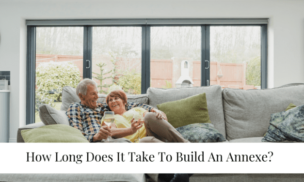 How Long Does It Take To Build An Annexe?