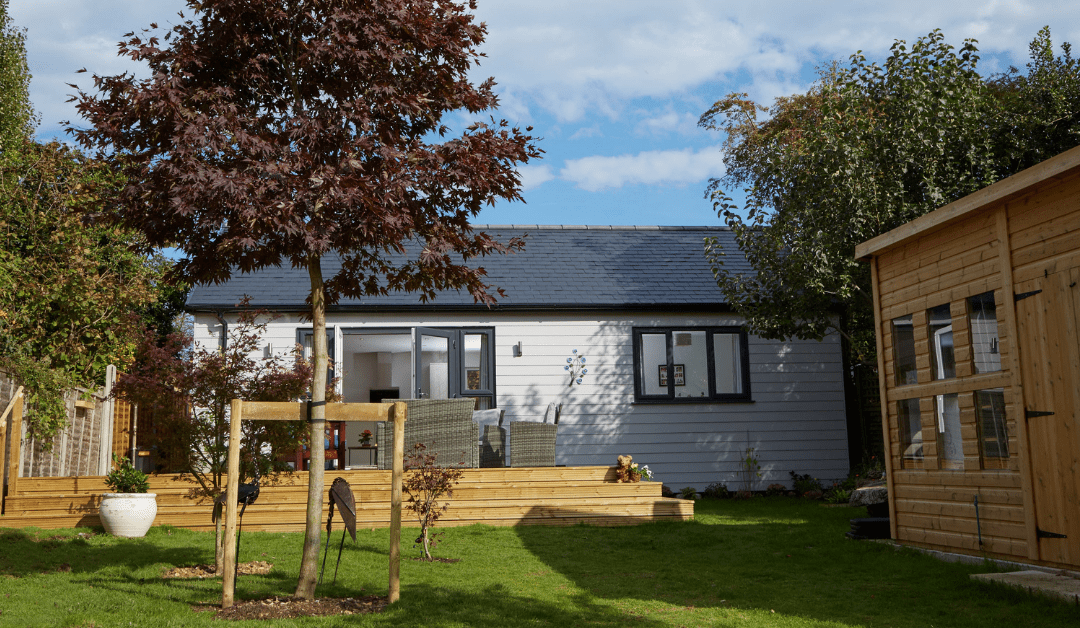 Will An Annexe Fit In My Garden? (6 Quick Survey Tips)