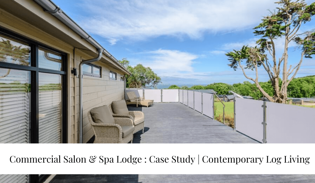 Commercial Salon & Spa Lodge : Case Study