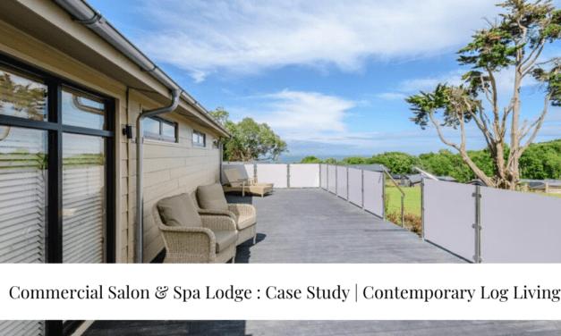 Commercial Salon & Spa Lodge : Case Study