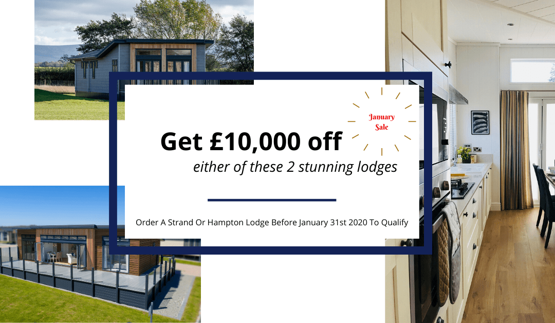 January Sale Now On! Save £10,000 On The Strand Or The Hampton