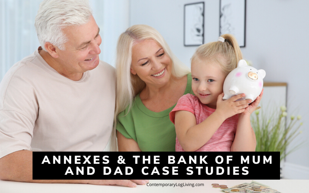 Annexes & The Bank Of Mum And Dad Case Studies