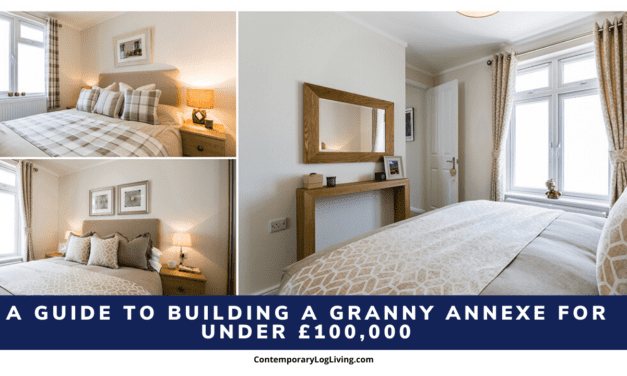 A Guide To Building A Granny Annexe For Under £100,000