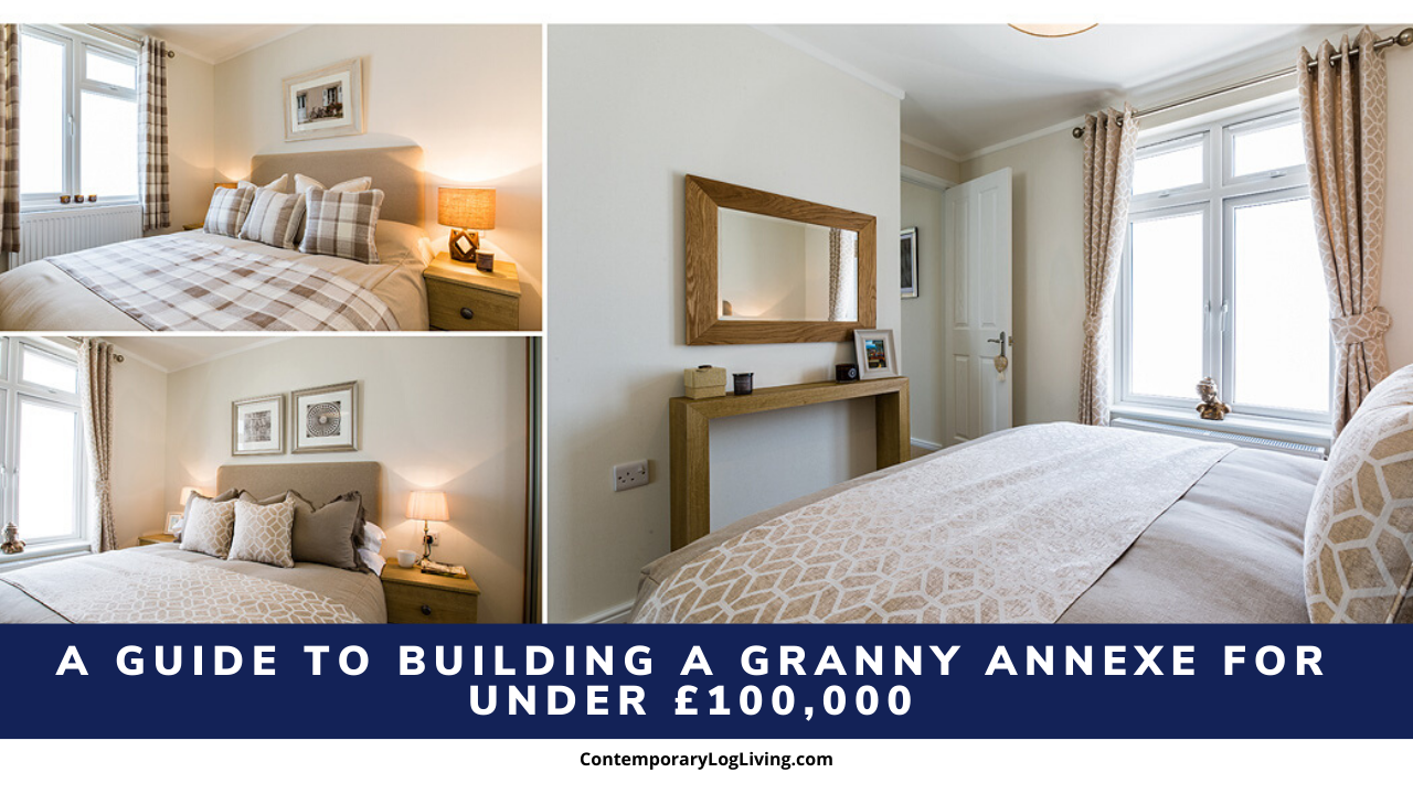 """Granny Annexe For Under £100,000"""
