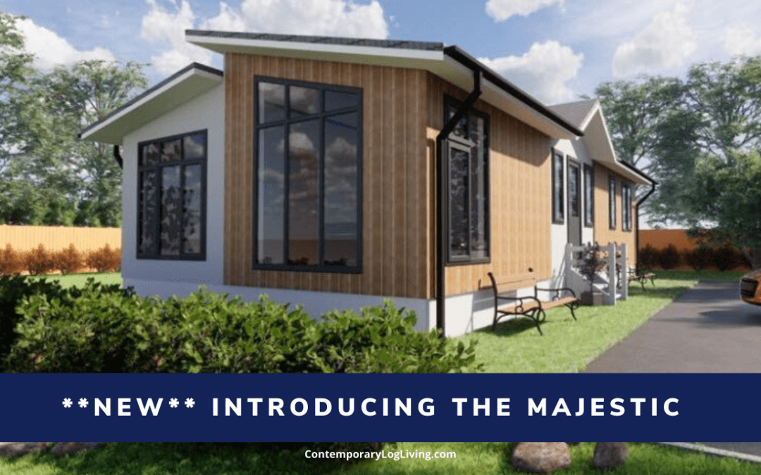 Introducing The Majestic Lodge Style Annexe *NEW* For 2020 From £99,465 Fully Furnished