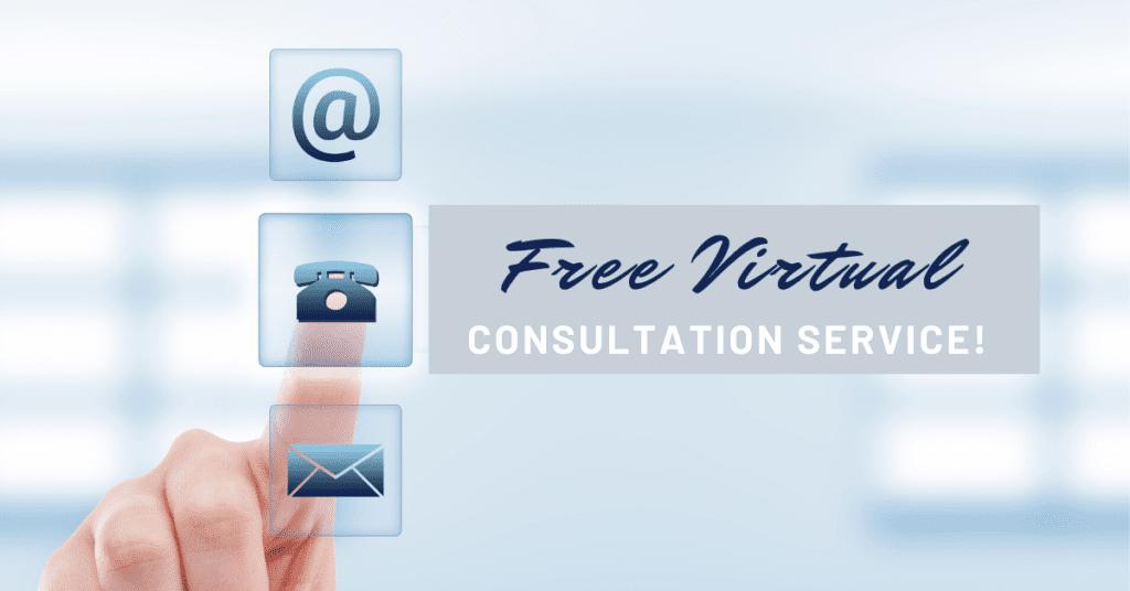 """Free Virtual Consultation Service"""