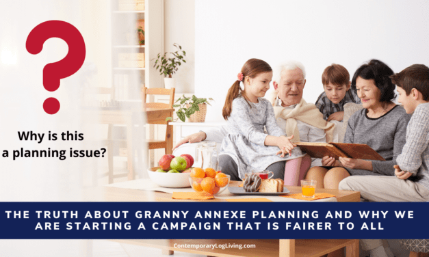 The Truth About Granny Annexe Planning And Why We Are Starting A Campaign That Would Be Fairer To All