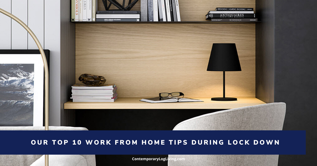 """Top 10 Work From Home Tips """