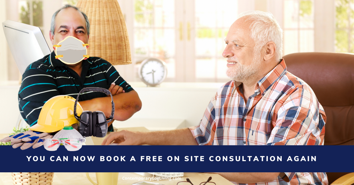 """You Can Now Book A Free On Site Consultation Again"""