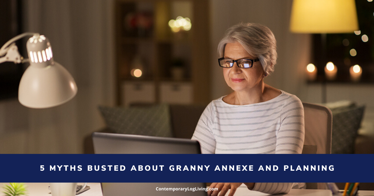 """5 Myths Busted About Granny Annexe And Planning"""