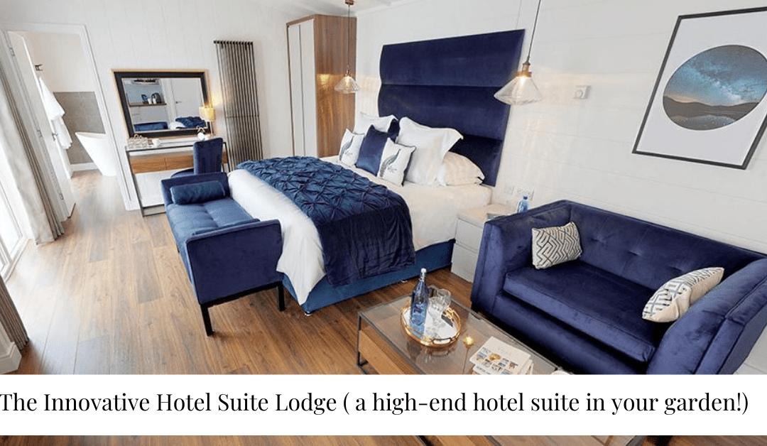 A Luxury Hotel Suite In Your Garden?
