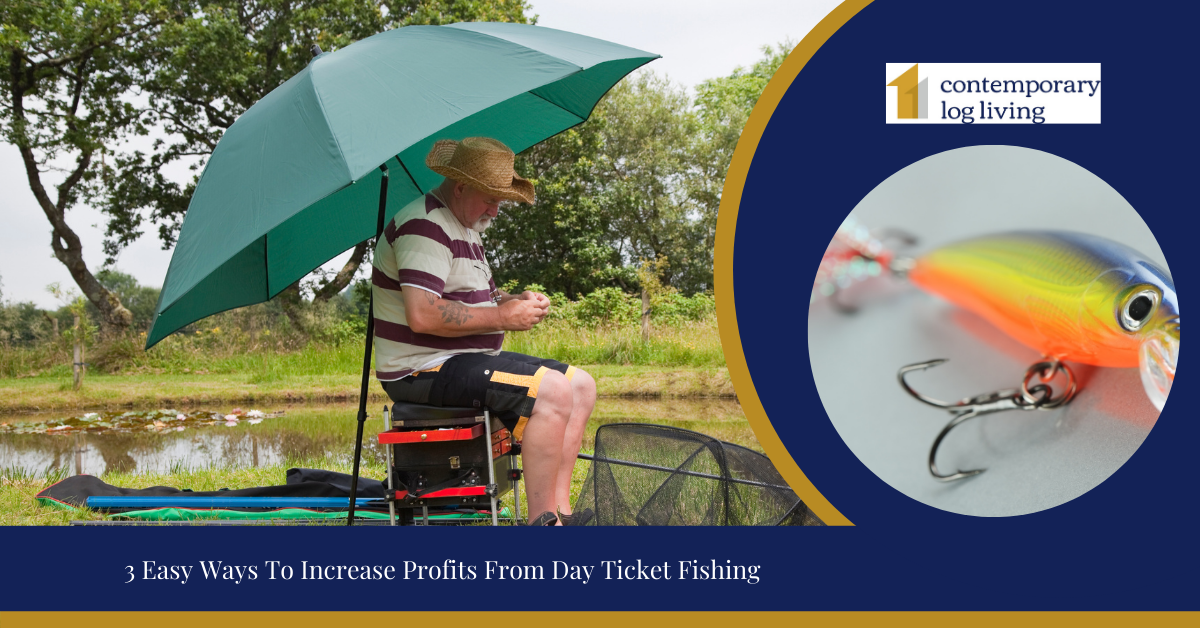 """3 Easy Ways To Increase Profits From Day Ticket Fishing"""