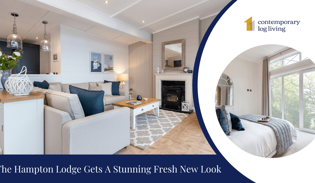 The Hampton Lodge Gets A Stunning Fresh New Look