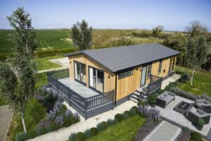 Dovecote Garden Lodge
