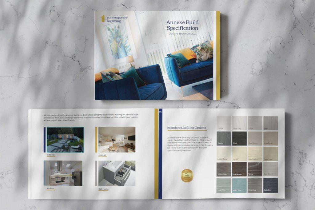 """""""Granny annexe design brochure"""""""