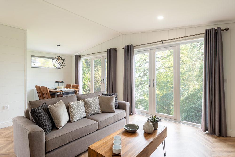 """Dovecote residential garden lodge"""